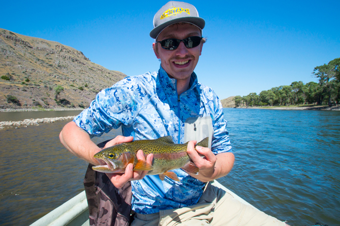 Announcing the winner of our orvis travel contest orvis news for Fly fishing competitions