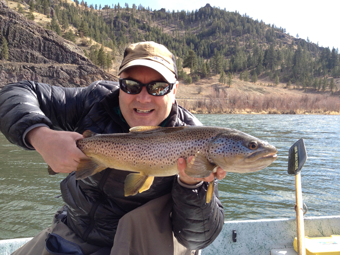 Pro tips my top 5 montana rivers for spring fishing for Missouri trout fishing