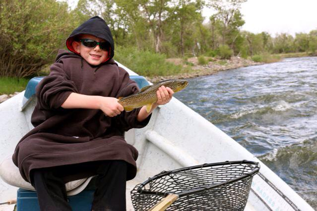 Photos of the day young austin crushes on the rio grande for Fly fishing austin texas