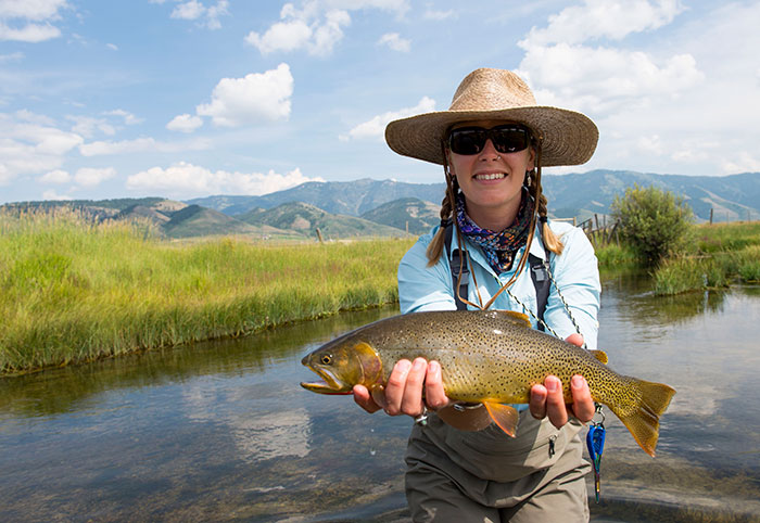 Classic photo essay maturing as an angler orvis news for Best fishing in idaho