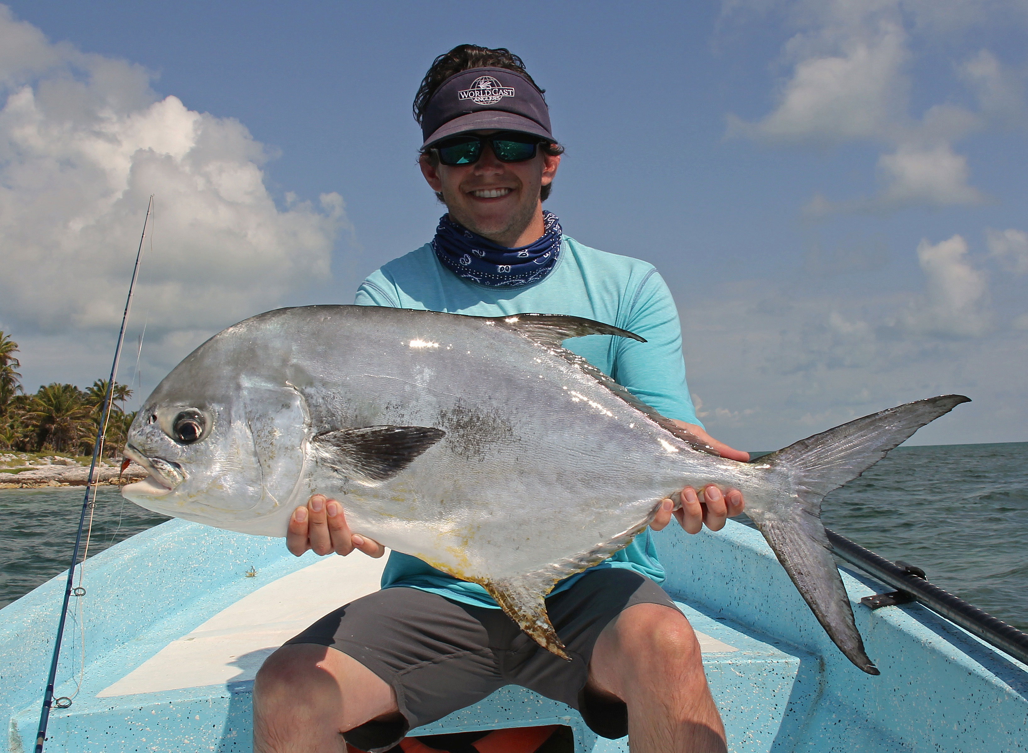 Photo Of The Day A First Permit In Mexico Orvis News