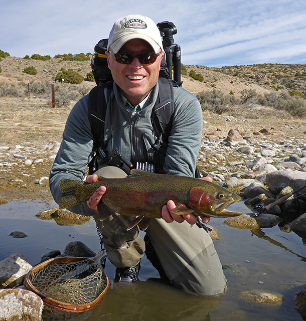 Photo essay wyoming wonderland day 1 orvis news for Casper wyoming fly fishing