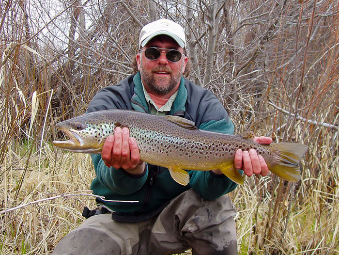 Trout Bum Of The Week Xlv Chuck Page Orvis News