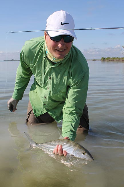Photos a bonefish bonanaza to remember orvis news for Fly fishing shows