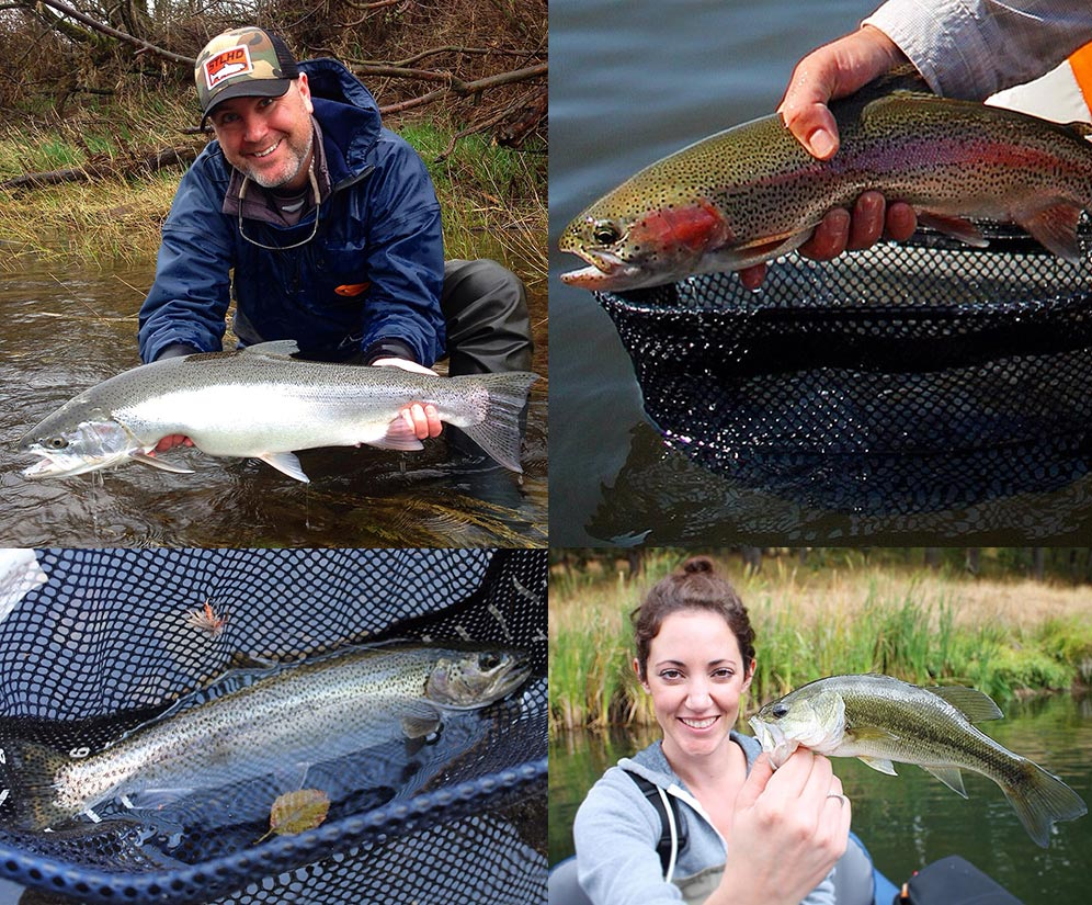 Top 10 Flies For Oregon 39 S North Coast Orvis News