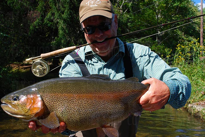 Photo of the Day: Big Blue Ridge 'Bow - Orvis News