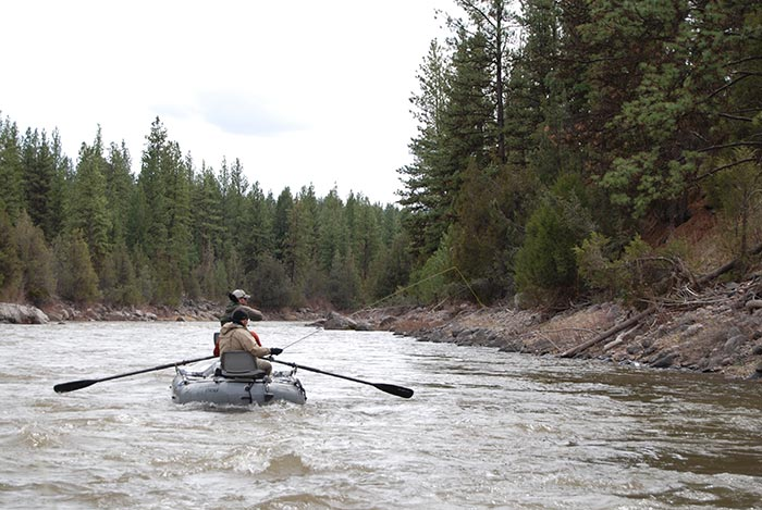 Pro Tips: How to Ensure a Safe Float Trip During the High Water of Spring