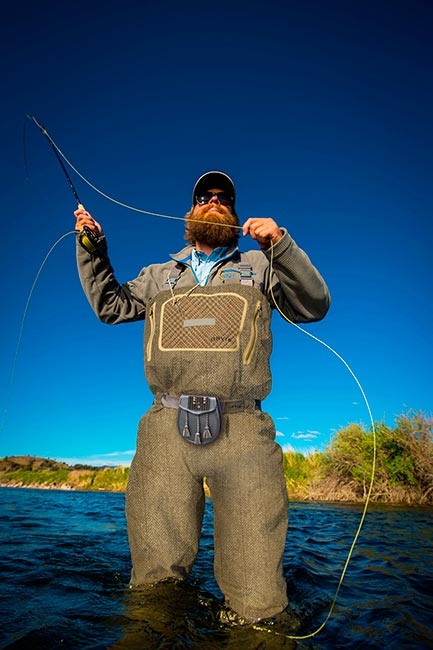 Our New Waders Represent an Amazing Breakthough in Waterproof Technology!