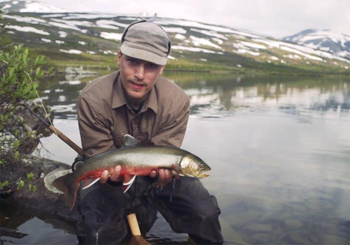 Fly fishing for arctic char archives orvis news for Orvis fishing report