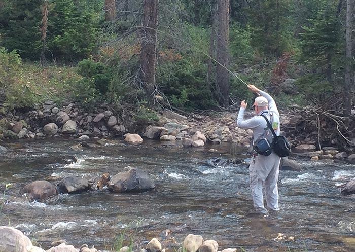 Utah cutthroat slam day one into bear country orvis news for Fly fishing utah