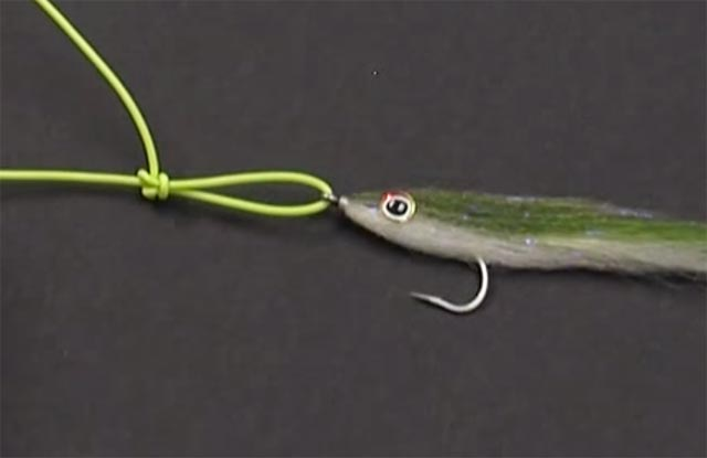 Video How To Use A Perfection Loop To Tie On A Fly