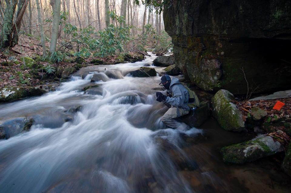 Photos winter in pennsylvania 39 s laurel highlands orvis news for Pa fish for free days 2017