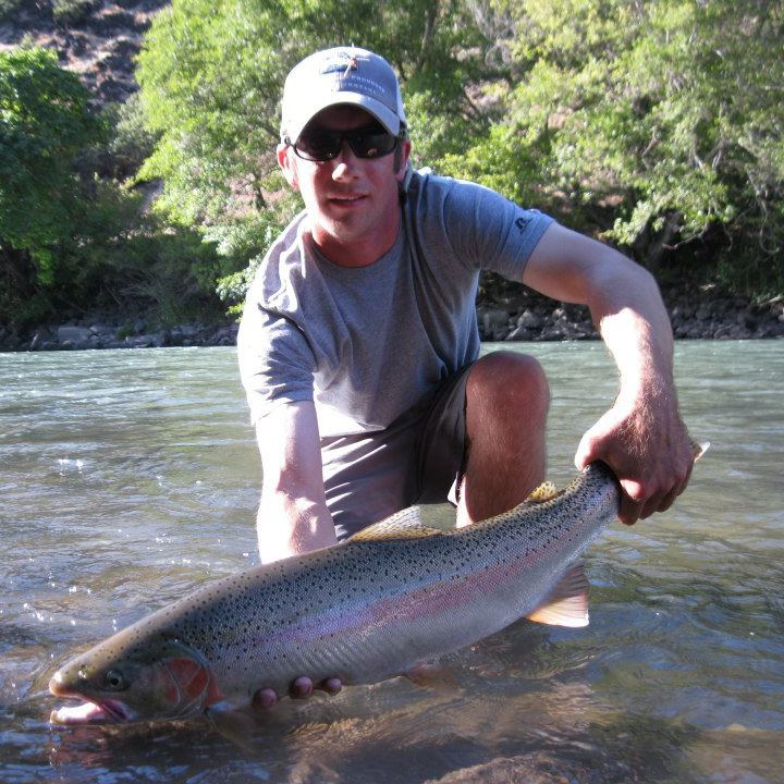Podcast top secret steelhead tips with stefan woodruff for Fly fishing podcast