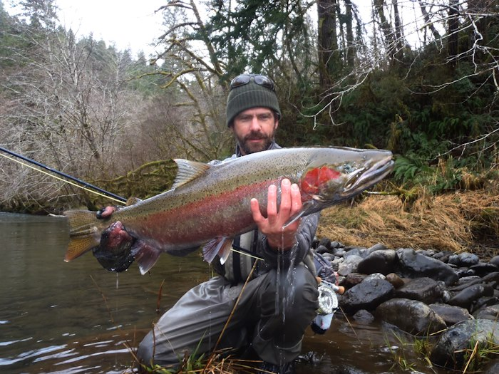 Podcast local guide secrets for california steelhead and for Orvis fly fishing podcast
