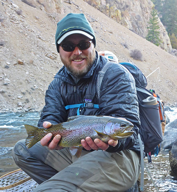 Photos a sunday in the canyon orvis news for Fly fishing shows