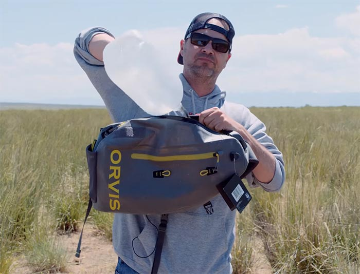 Video Hank Patterson 39 S Latest Product Review Orvis News