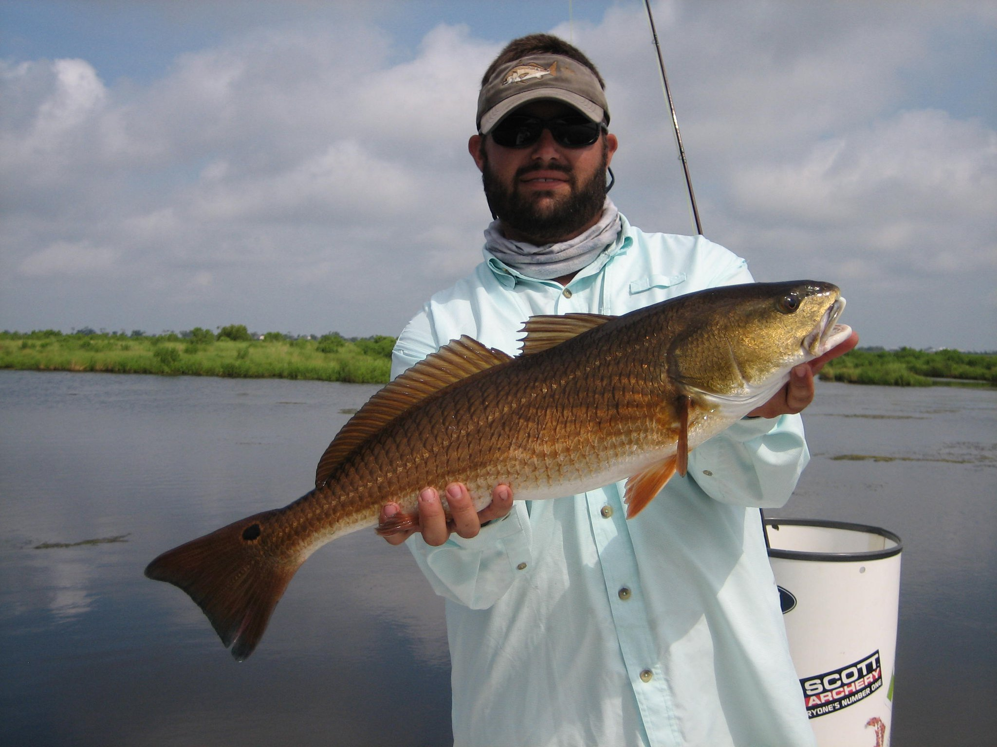 Podcast accuracy in fishing for redfish and other flats for Orvis fly fishing podcast