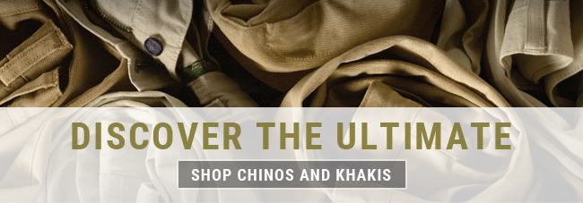 Shop Chinos and Khakis