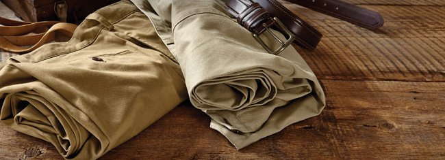 Chinos vs Khakis, do you know the differenceChinos vs Khakis, do you know the difference?