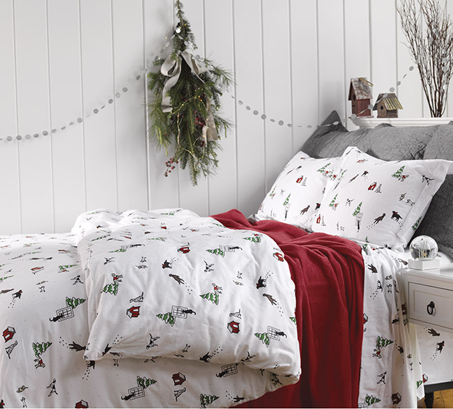 Benefits Of Flannel Bed Sheets A Story Of Warmth And Softness Orvis News