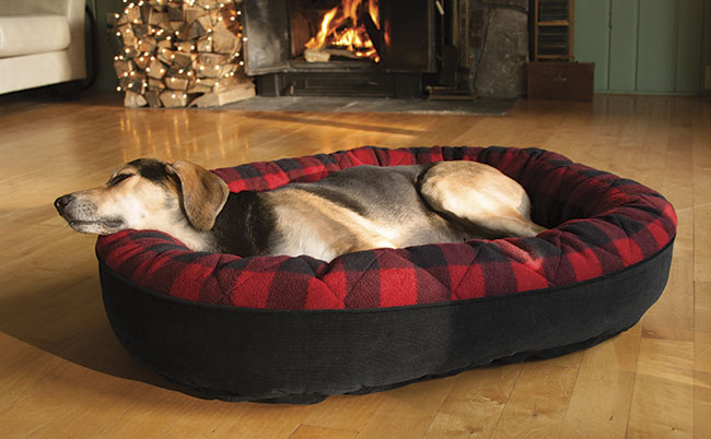 Pendleton Dog Bed Large