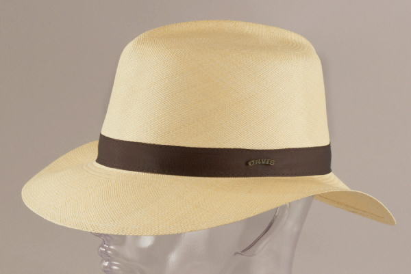 9c20fc9e6ce Panama Hat vs. Fedora  What s the Difference