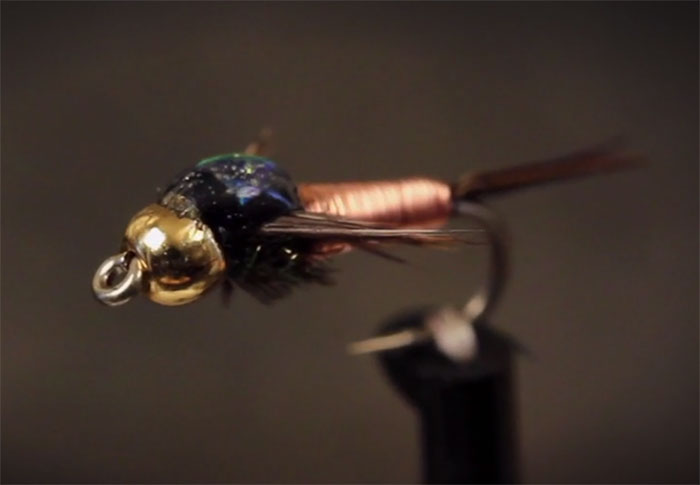 Classic Video How To Tie The Copper John Orvis News