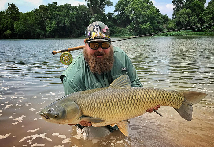 Fish facts grass carp ctenopharyngodon idella orvis news for Can you eat carp fish