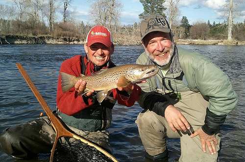 Classic podcast fly fishing in colder conditions with for Orvis fly fishing podcast