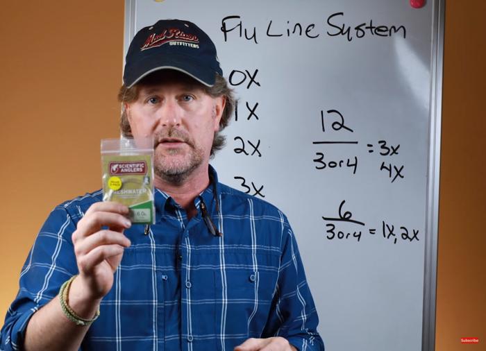 Video Pro Tips: Understanding Fly-Fishing Leaders