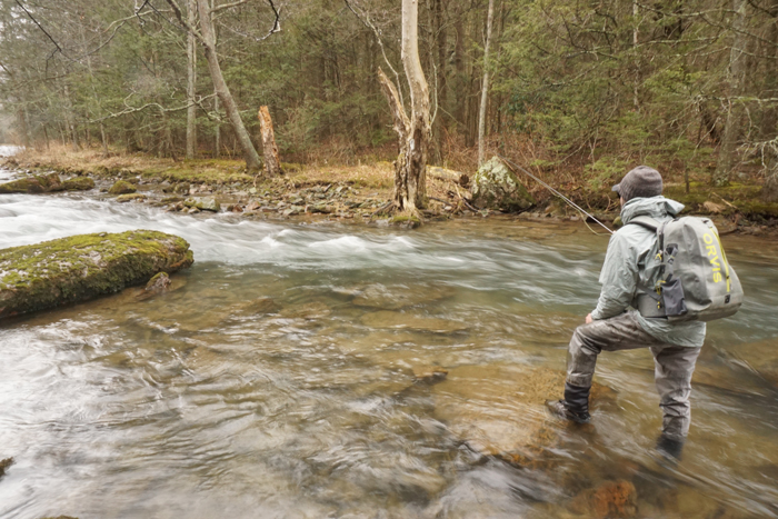 Tuesday tips hit the head for more trout orvis news for George daniel fly fishing