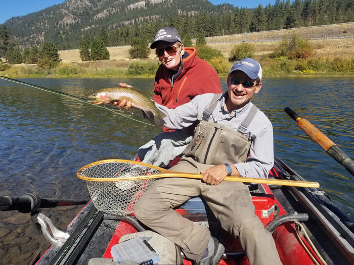 Top 10 Flies for Fall in Missoula, Montana