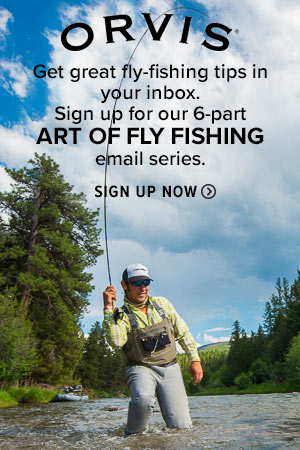 Art of Fly Fishing