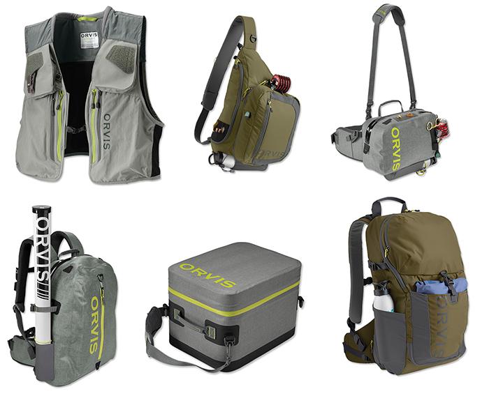 Vest vs  Sling Pack vs  Hip Pack vs  Backpack and More - Orvis News