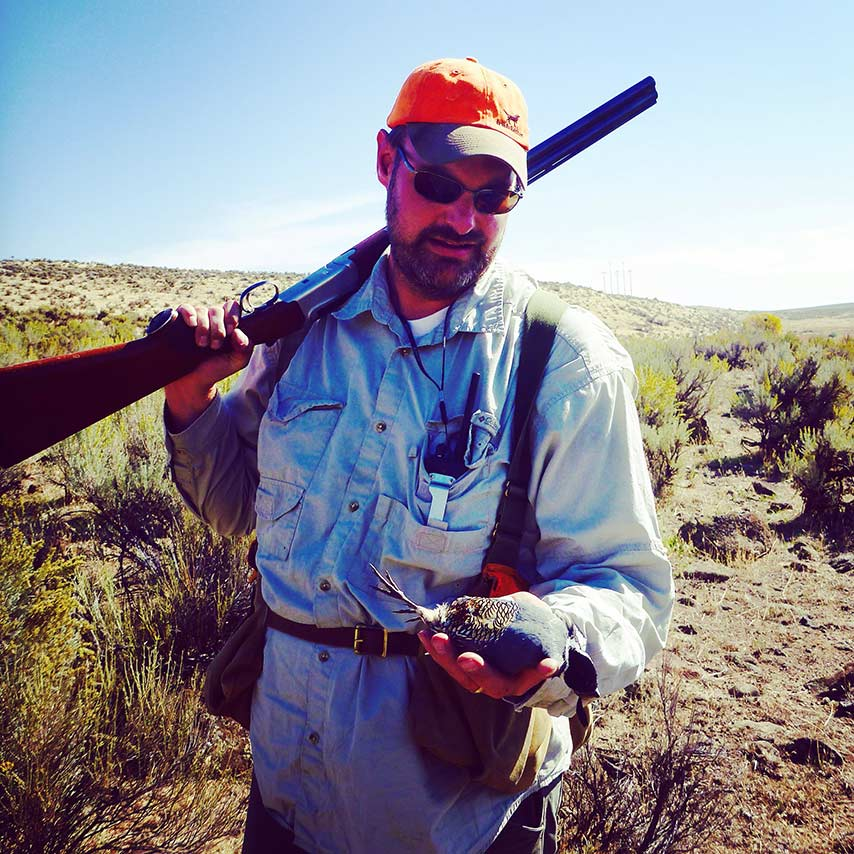 Podcast: Hunting Ruffed Grouse in Idaho, with Andy Wayment