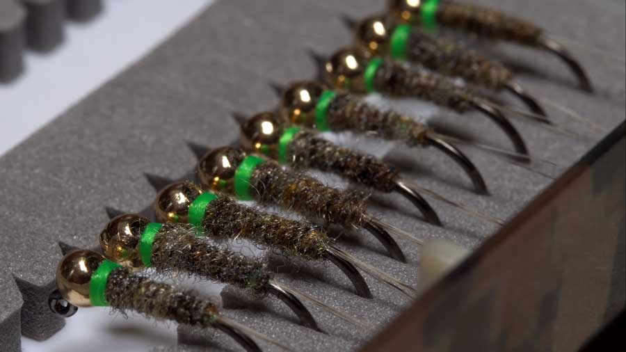 Video: How to Tie the Corded Cased Caddis