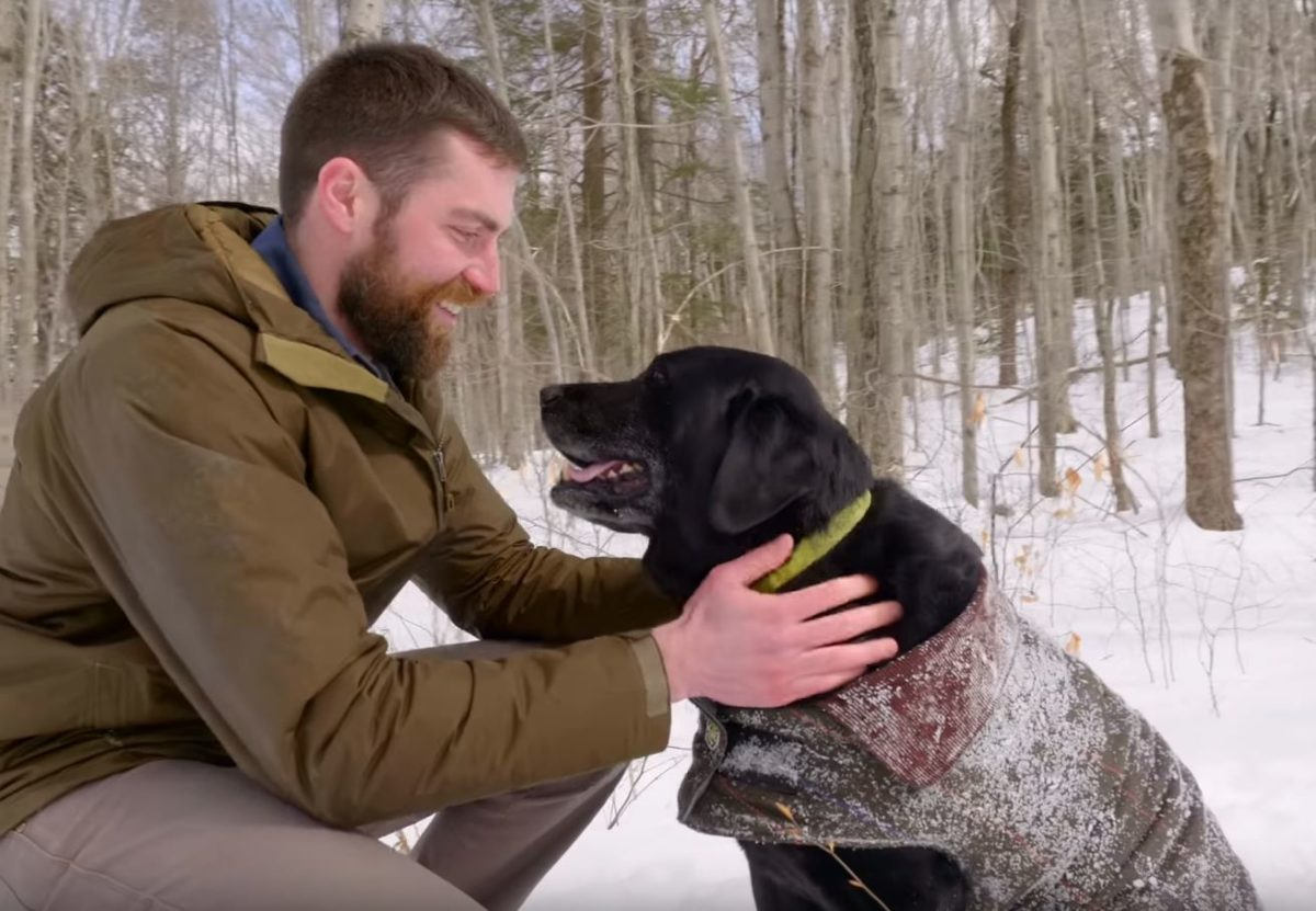 We Love Dogs: Meet Greg & Fenway