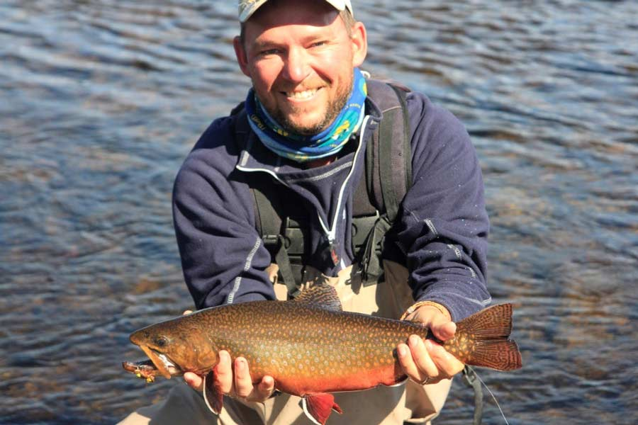 Podcast: Catching Big Brook Trout, with Mark Melnyk