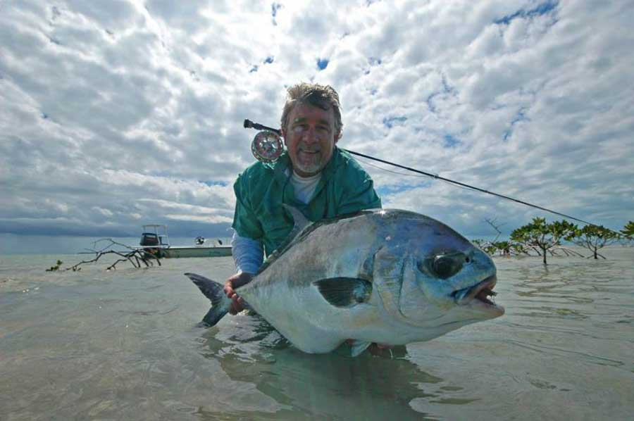Podcast: Bonefish and Permit Secrets, with Greg Vincent