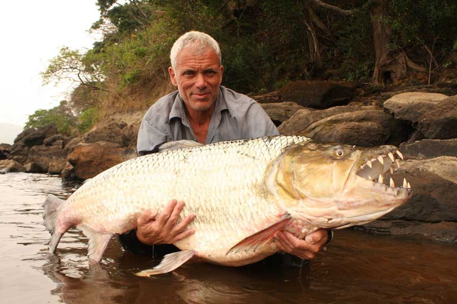 Podcast: River Monsters, with Jeremy Wade