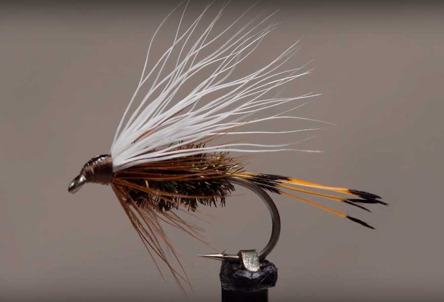 Video: How to Tie the Western Coachman
