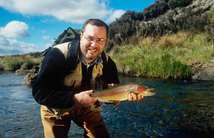 Classic Story: Fly-Fishing Perfection on New Zealand's North Island