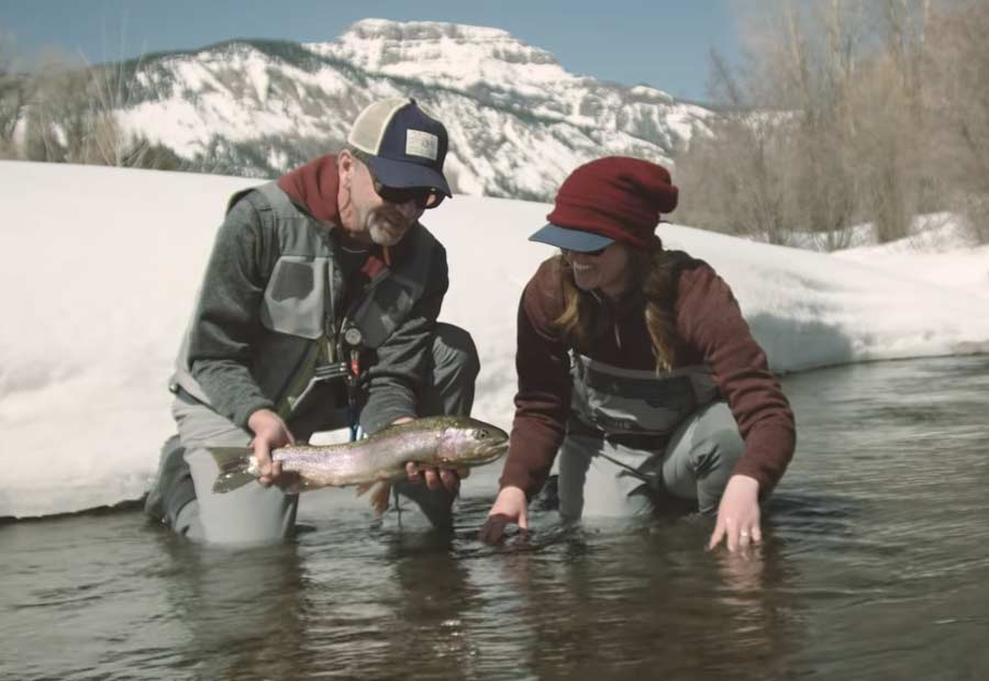 Video: Rediscovering a Father-Daughter Bond Through Fly Fishing