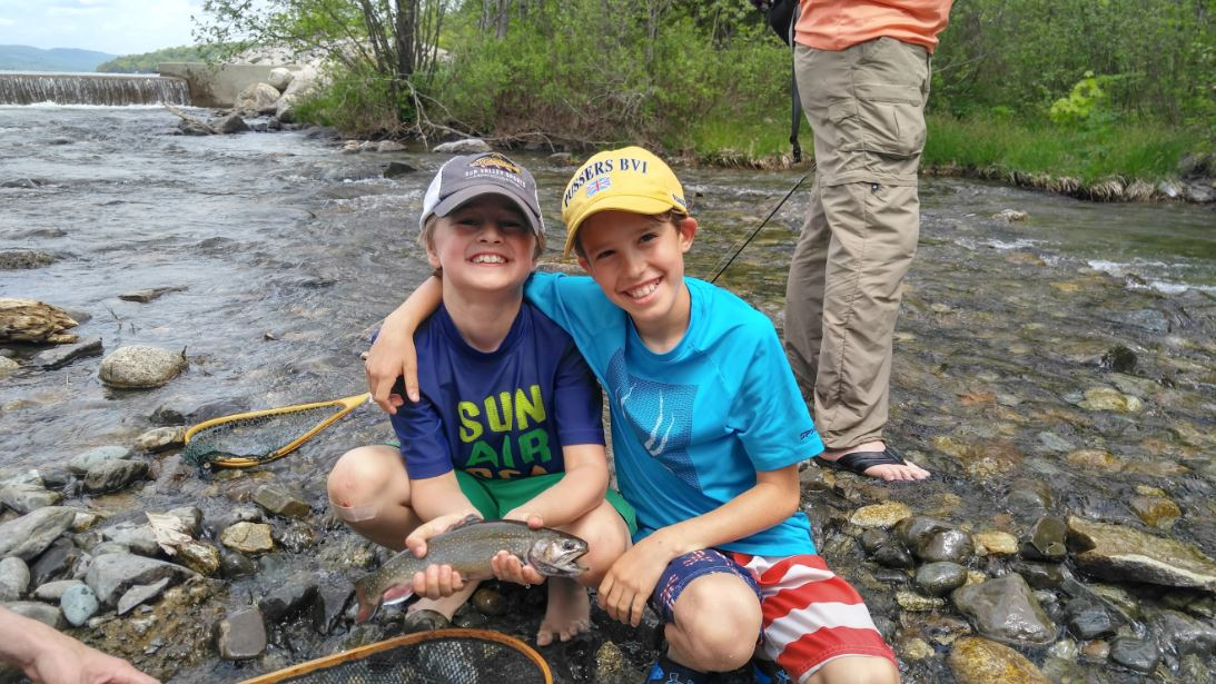 Podcast: Ten Tips on Getting Young People into Fly Fishing