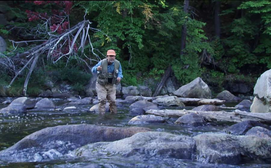 Video: How to Prospect for Trout, with Tom Rosenbauer