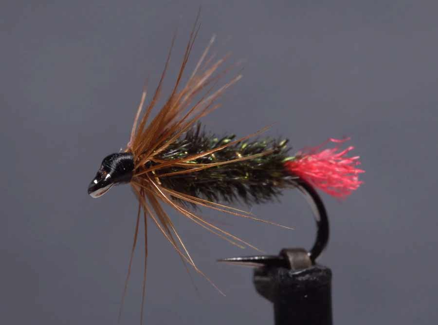 Video: How to Tie the Red Tag Wet Fly