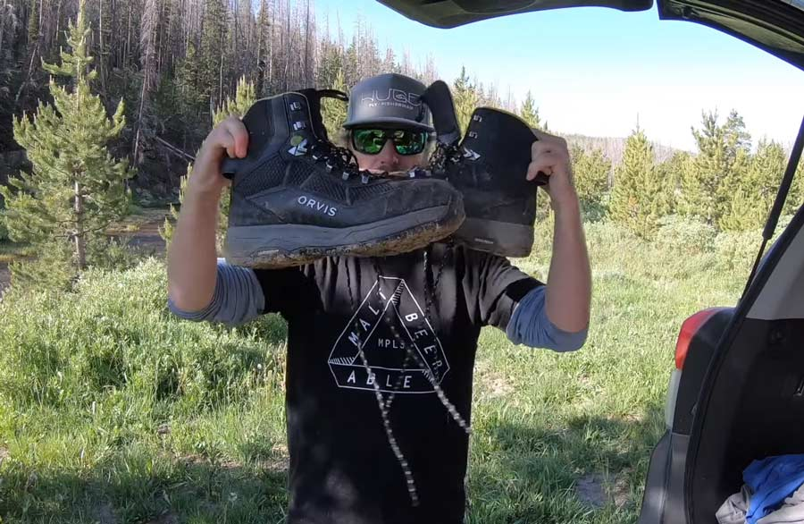 Video: How to Gear Up for Wet Wading