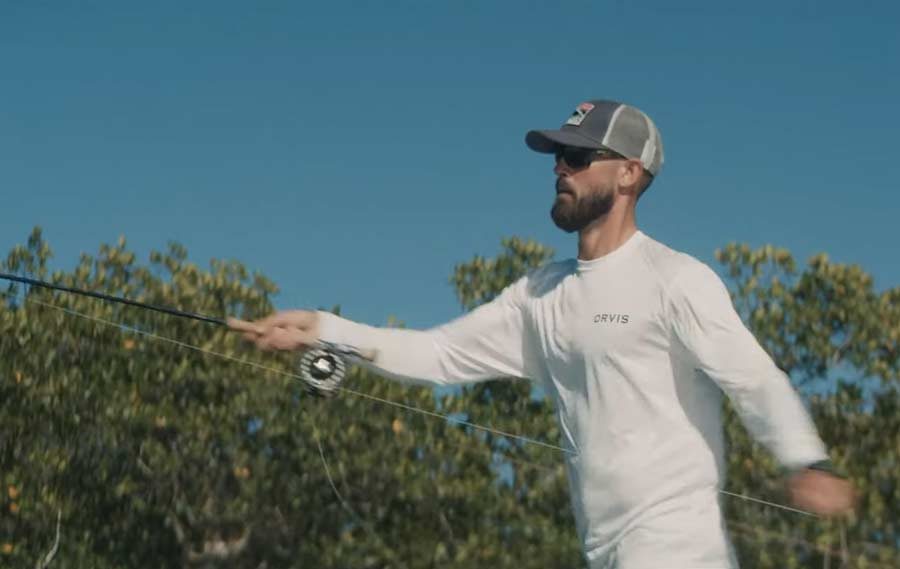 Video: How Fly Fishing Helps a Cy Young Award Winner Center Himself
