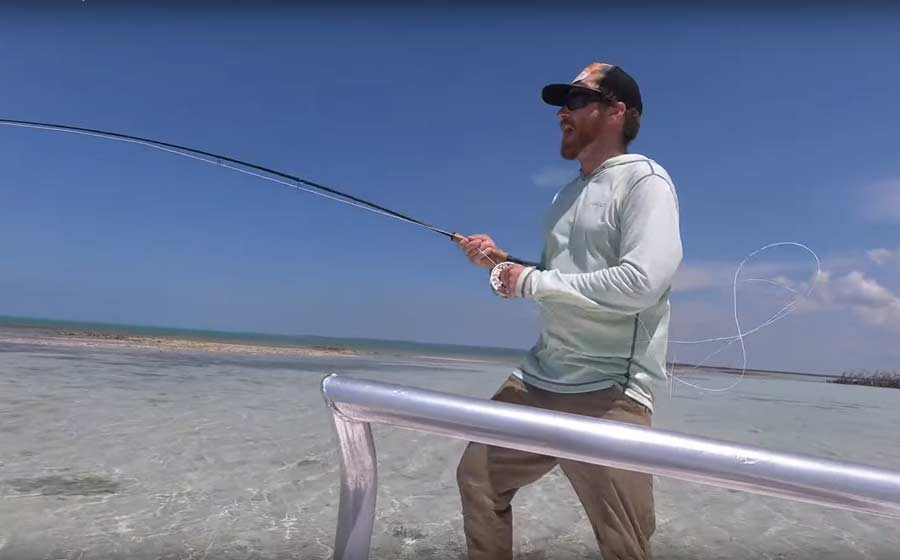 "Video: Fly Fishing, the Internet, and ""Hotspotting"""