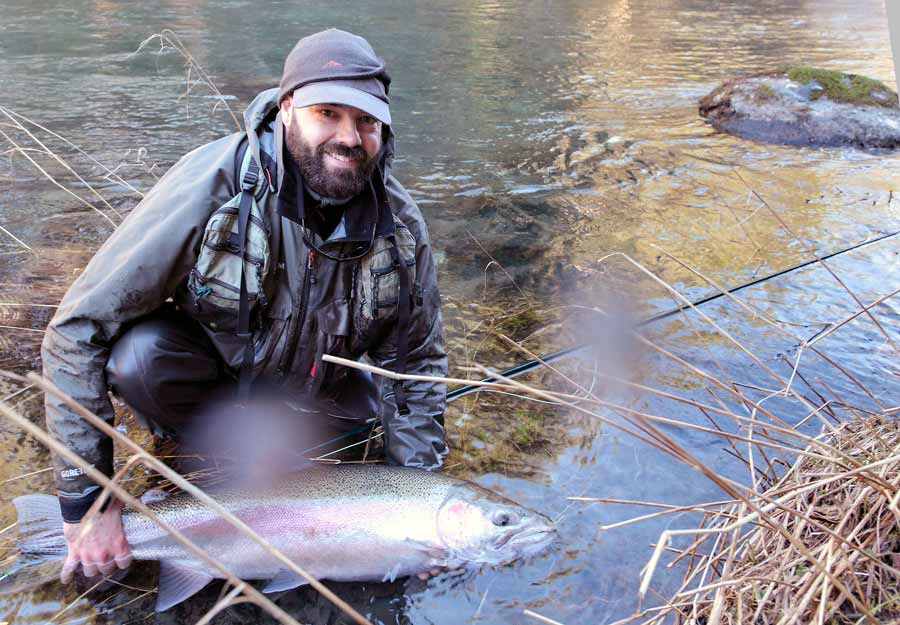 Podcast: The Secret Life of Steelhead, with John McMillan